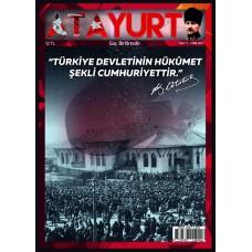 ATAYURT Dergisi - Ekim 2017
