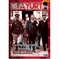 ATAYURT Dergisi Ekim 2018